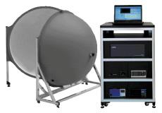 Total Luminous Flux Measurement System