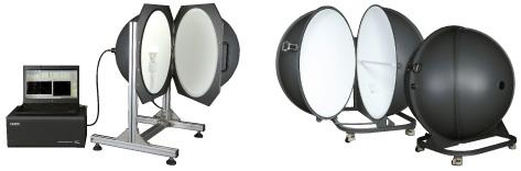 LED配光測定装置